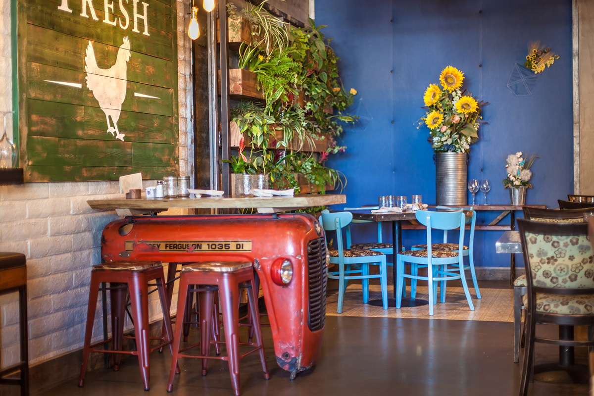 Farmer's Table · La Mesa | Bay Park | Little Italy